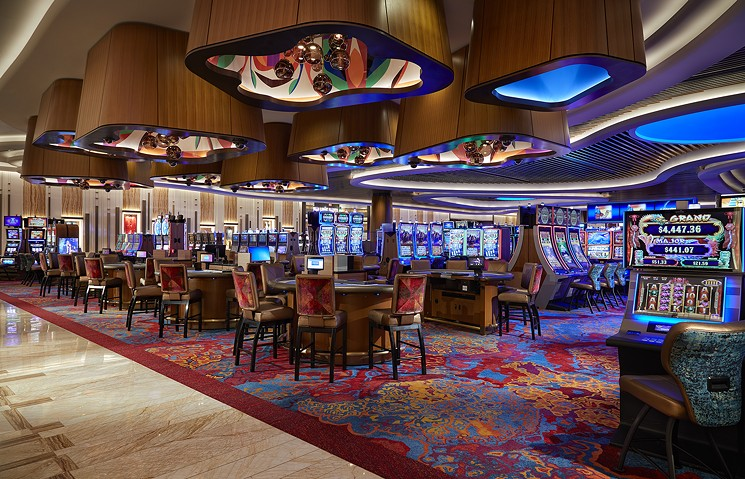 Mastering The best way Of a Casino Game Shouldn't be An Accident